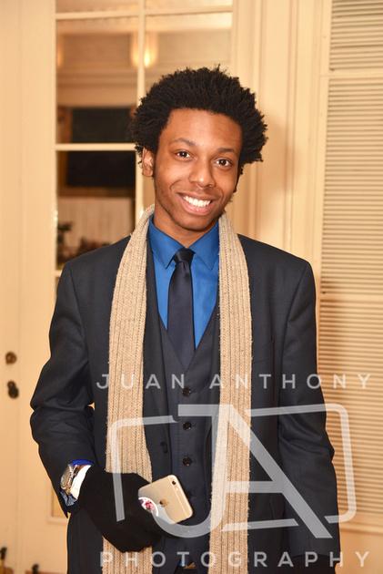 Juan anthony images black fashion week 2017 for 4 designhotel anthony s